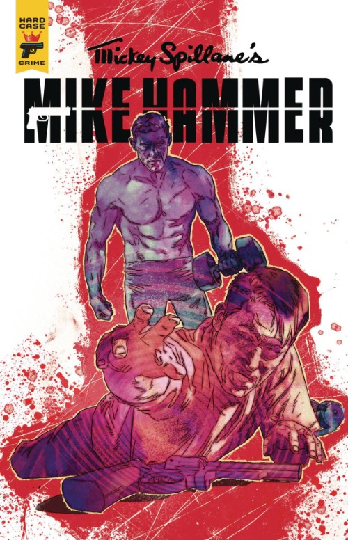 MIKE HAMMER#3