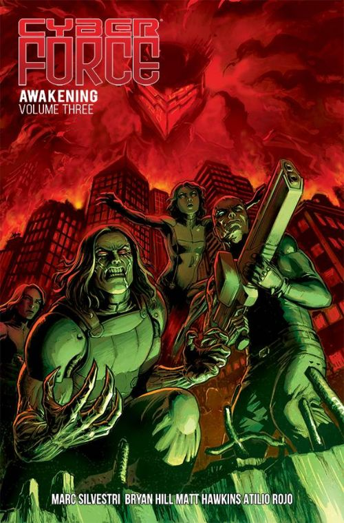 CYBER FORCE: AWAKENINGVOL 03