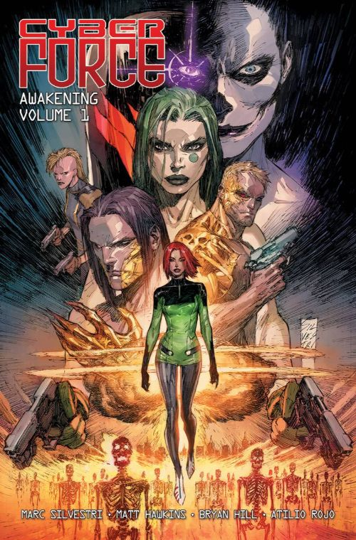 CYBER FORCE: AWAKENINGVOL 01