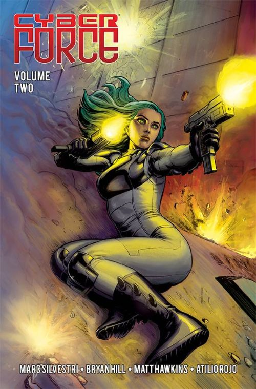 CYBER FORCE: AWAKENINGVOL 02