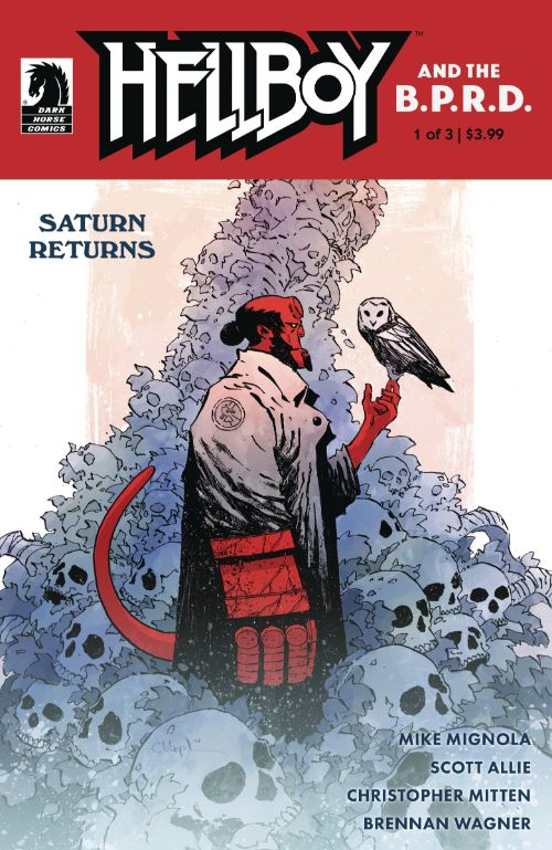 HELLBOY AND THE B.P.R.D.: SATURN RETURNS#1