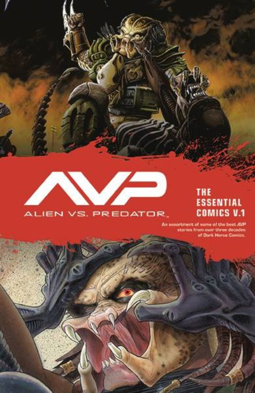 ALIEN VS. PREDATOR: THE ESSENTIAL COMICS VOL 01