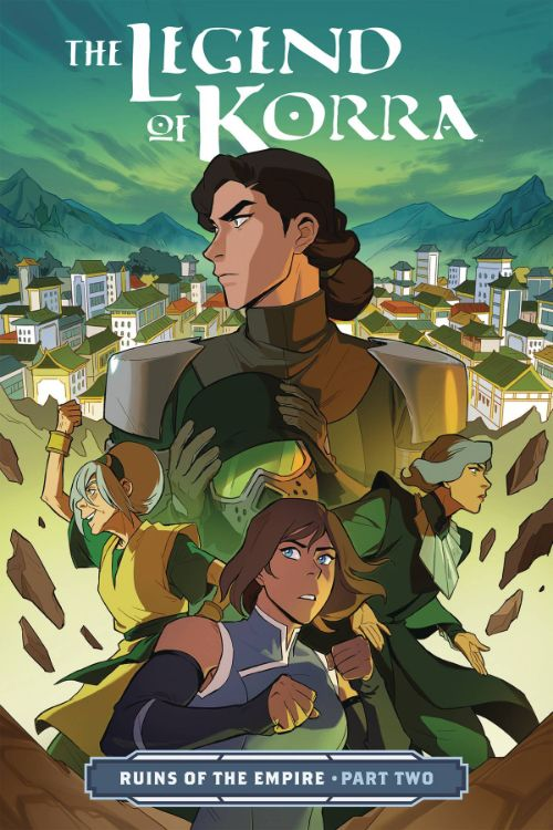 LEGEND OF KORRA: RUINS OF THE EMPIREPART 02