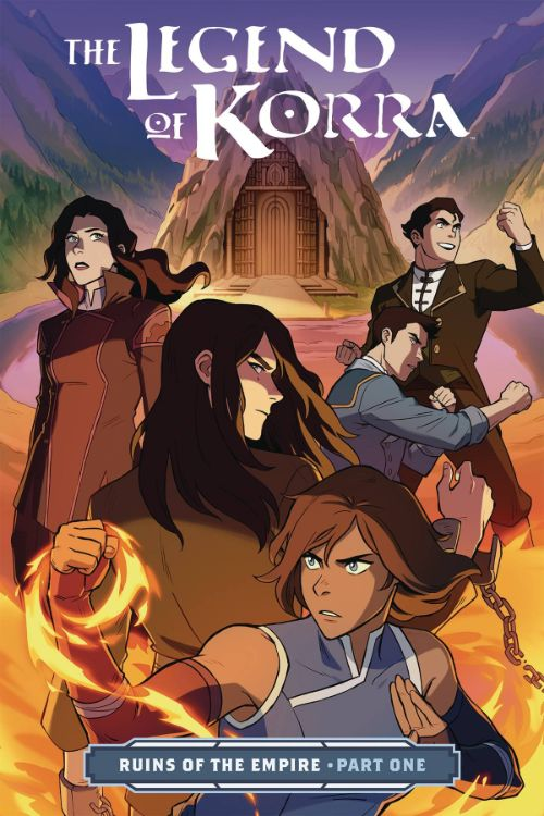 LEGEND OF KORRA: RUINS OF THE EMPIREPART 01