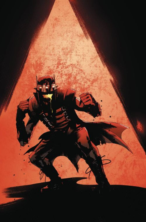 BATMAN WHO LAUGHS #7