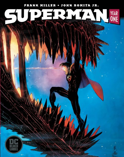 SUPERMAN: YEAR ONE#2