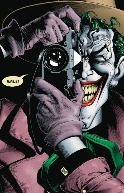 BATMAN: THE KILLING JOKE: THE DELUXE EDITION