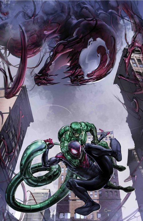 ABSOLUTE CARNAGE: MILES MORALES#1