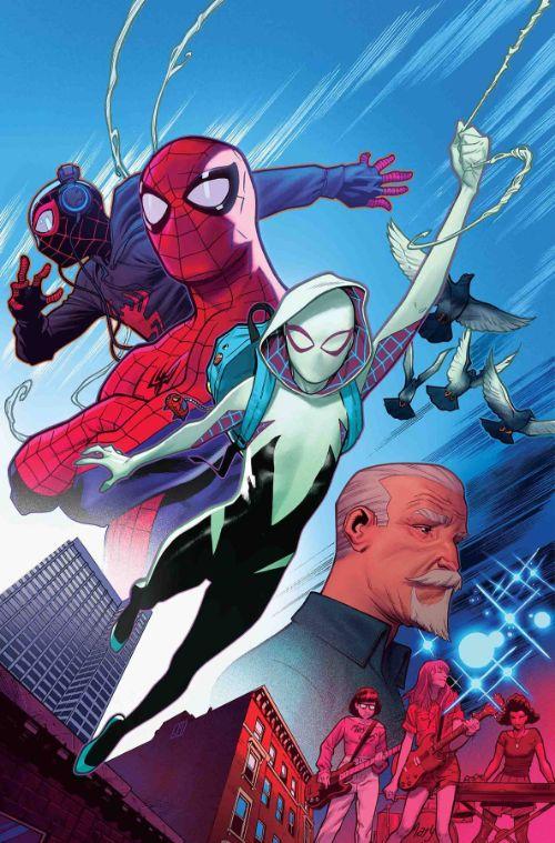 Ghost-Spider #1
