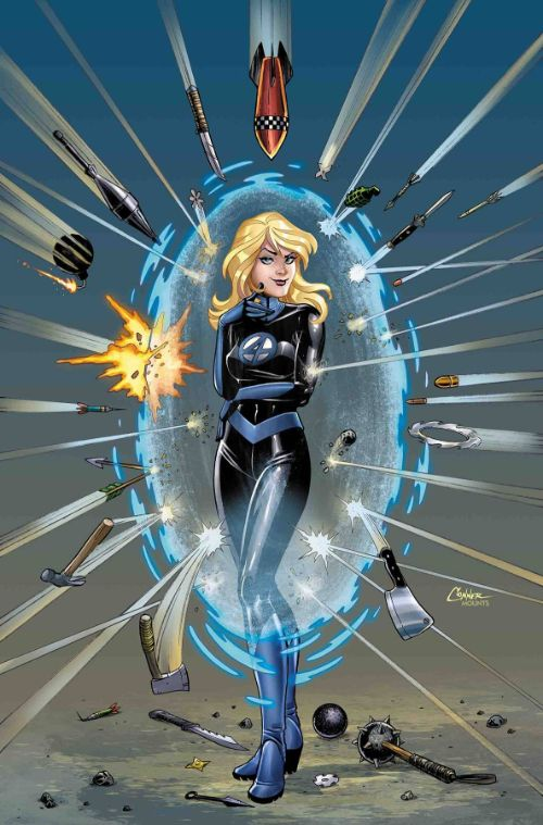 INVISIBLE WOMAN#2