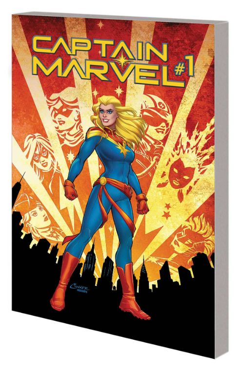 CAPTAIN MARVELVOL 01: RE-ENTRY