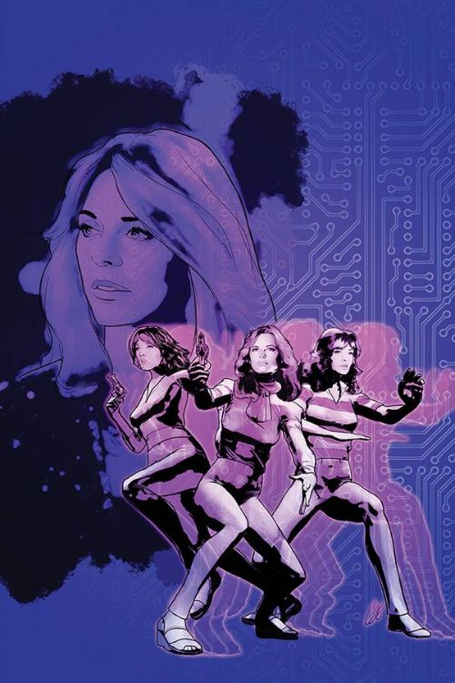 CHARLIE'S ANGELS VS. THE BIONIC WOMAN#2