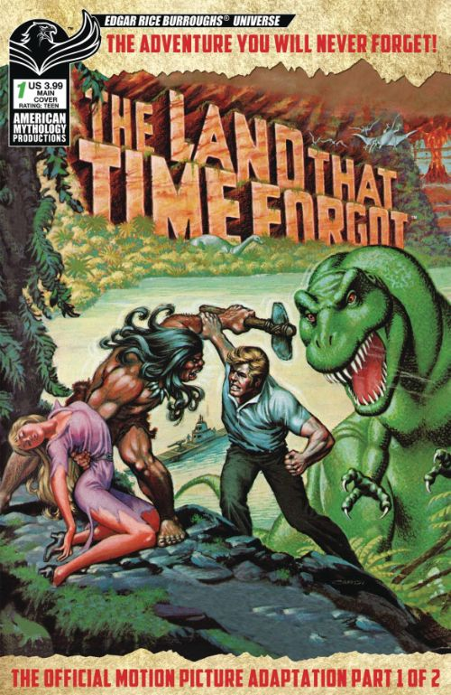 LAND THAT TIME FORGOT 1975#1