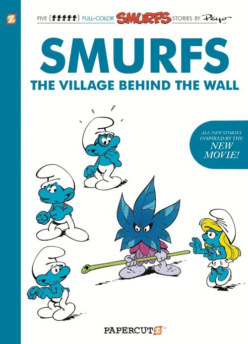 SMURFS: THE VILLAGE BEHIND THE WALLVOL 01