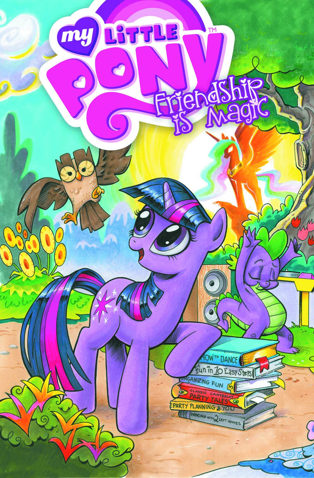 MY LITTLE PONY: FRIENDSHIP IS MAGIC VOL 01