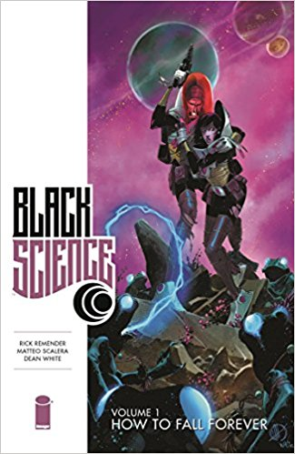 BLACK SCIENCE VOL 01: HOW TO FALL FOREVER