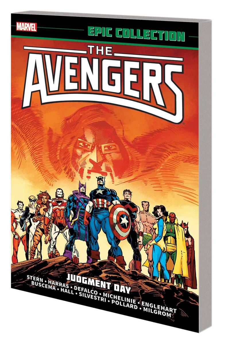AVENGERS EPIC COLLECTION VOL 17: JUDGMENT DAY