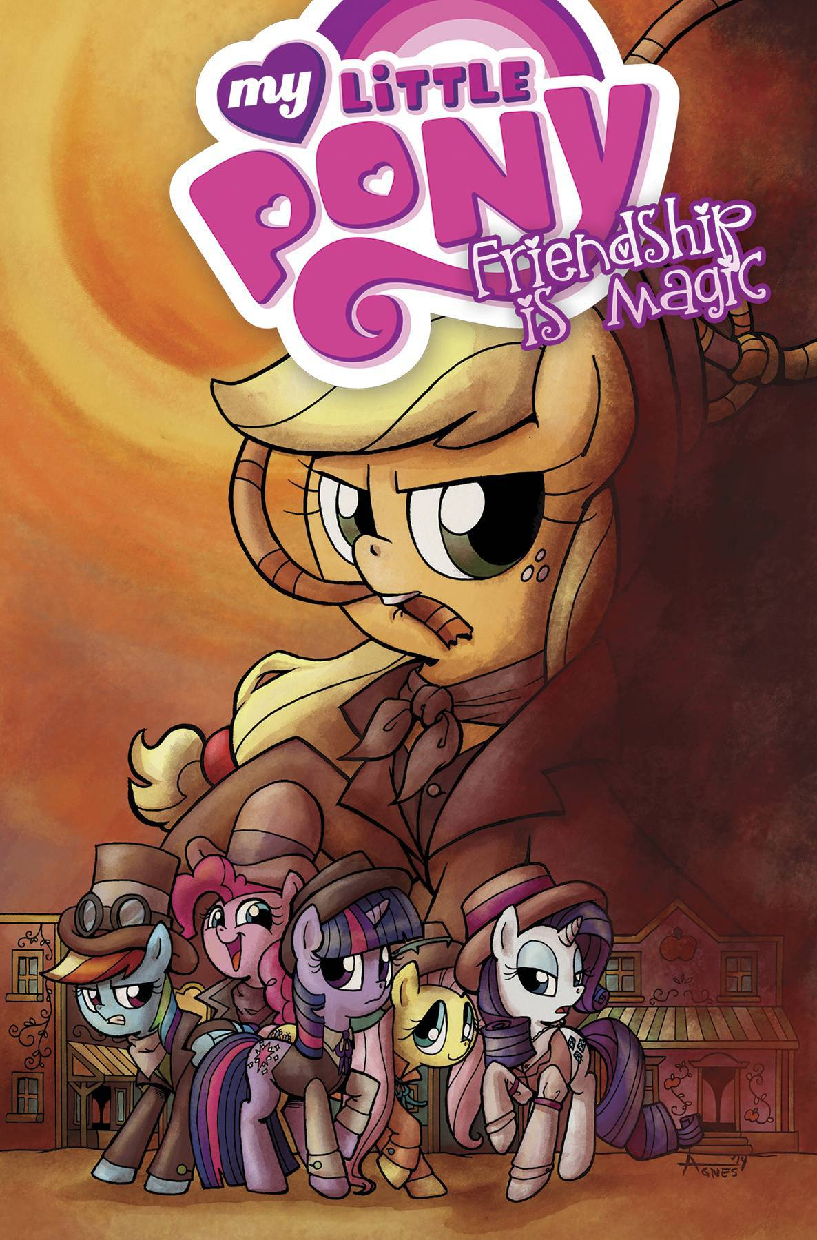 MY LITTLE PONY: FRIENDSHIP IS MAGIC VOL 07