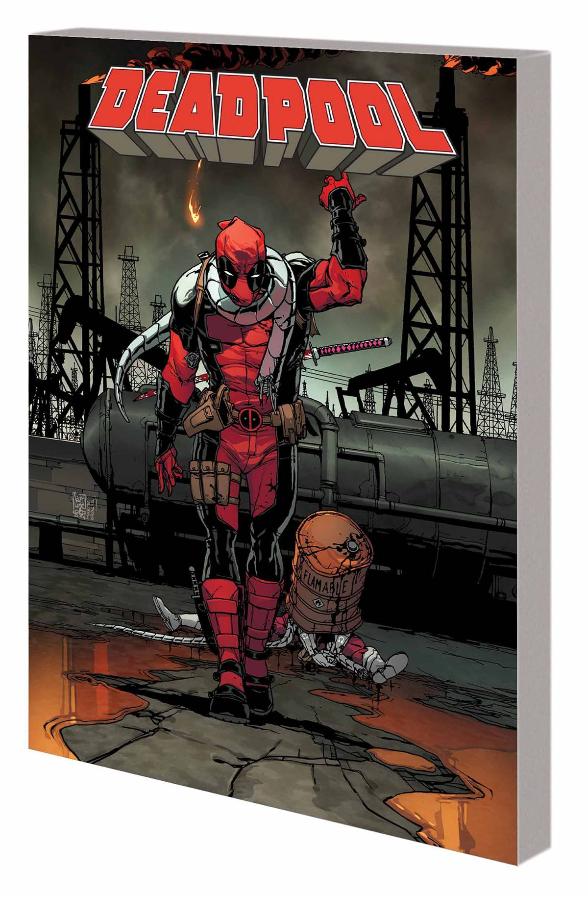 DEADPOOL VOL 08: ALL GOOD THINGS
