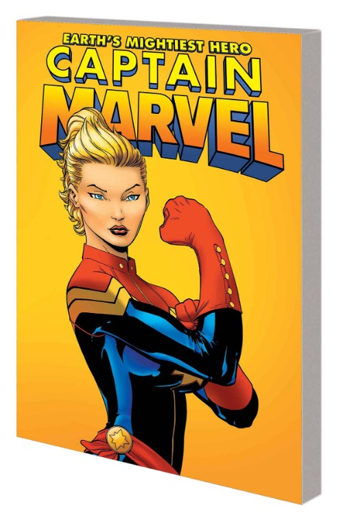 CAPTAIN MARVEL: EARTH'S MIGHTIEST HERO VOL 01