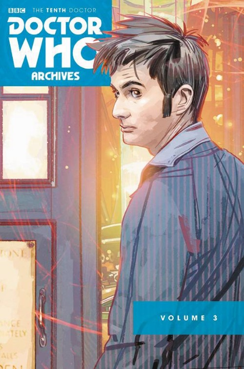 DOCTOR WHO: THE TENTH DOCTOR ARCHIVES VOL 03
