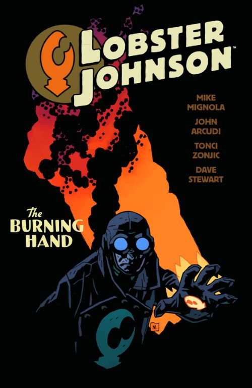 LOBSTER JOHNSONVOL 02: BURNING HAND