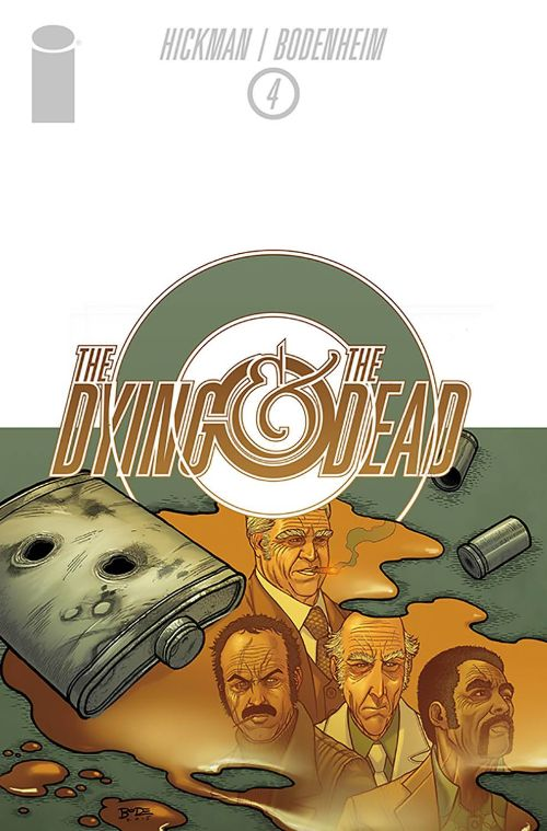 DYING AND THE DEAD#4