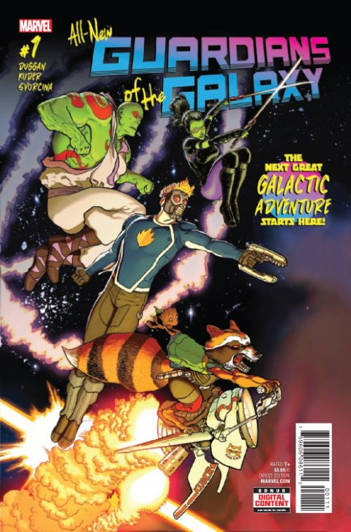 ALL-NEW GUARDIANS OF THE GALAXY#1