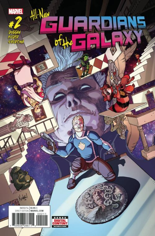 ALL-NEW GUARDIANS OF THE GALAXY#2