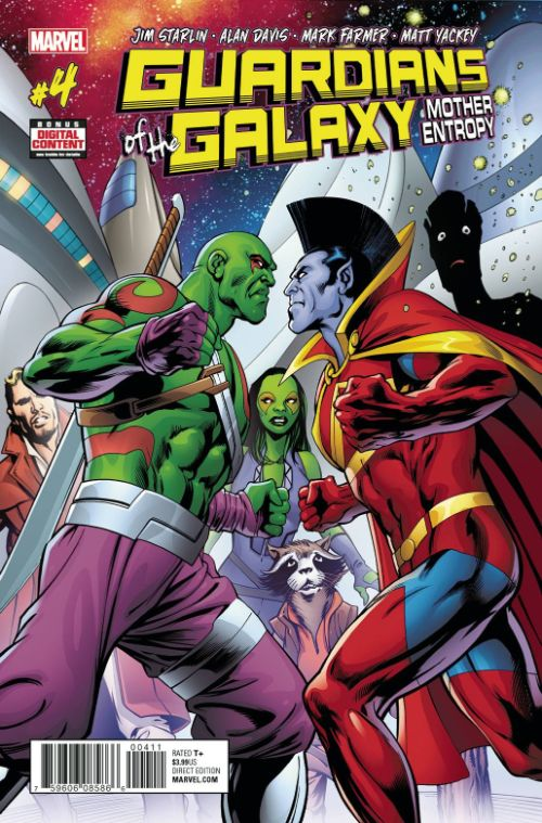 GUARDIANS OF THE GALAXY: MOTHER ENTROPY#4