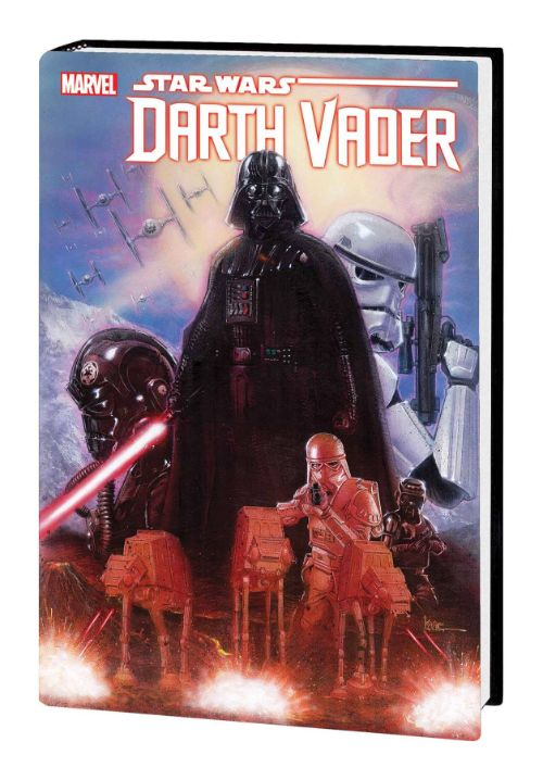 STAR WARS: DARTH VADER BY KIERON GILLEN AND SALVADOR LARROCA OMNIBUS