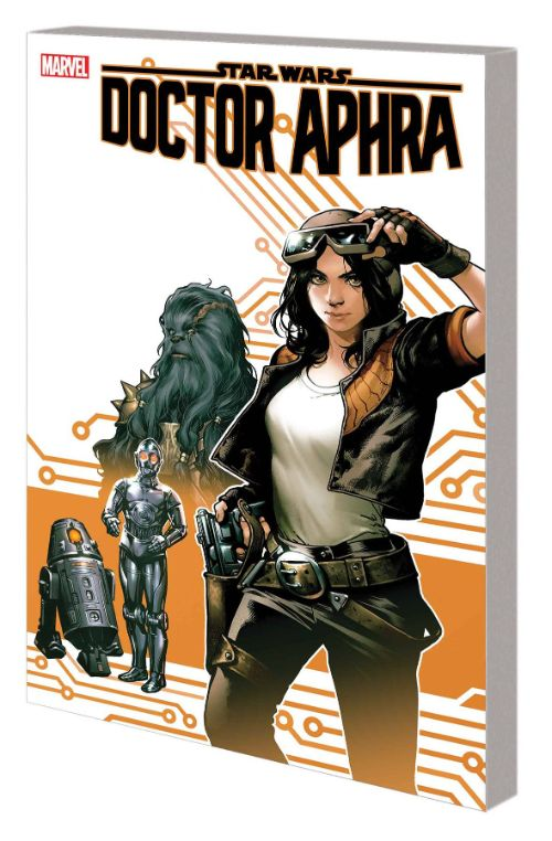STAR WARS: DOCTOR APHRA VOL 01: APHRA