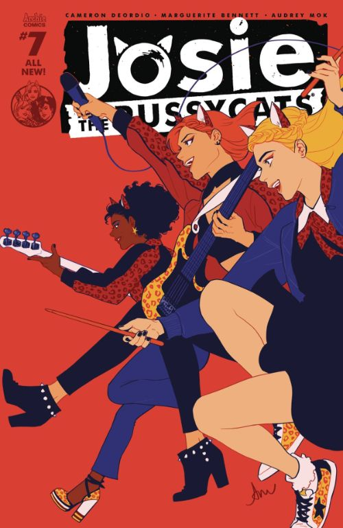 JOSIE AND THE PUSSYCATS#7