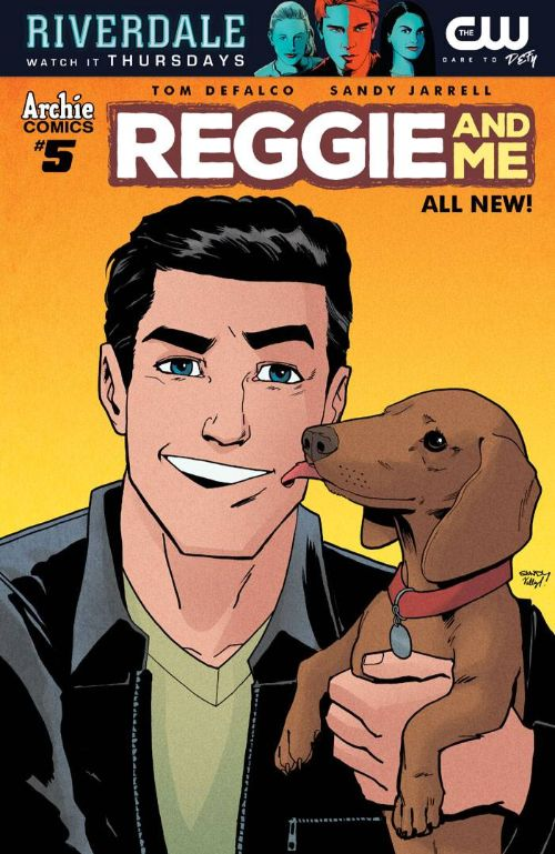 REGGIE AND ME#5