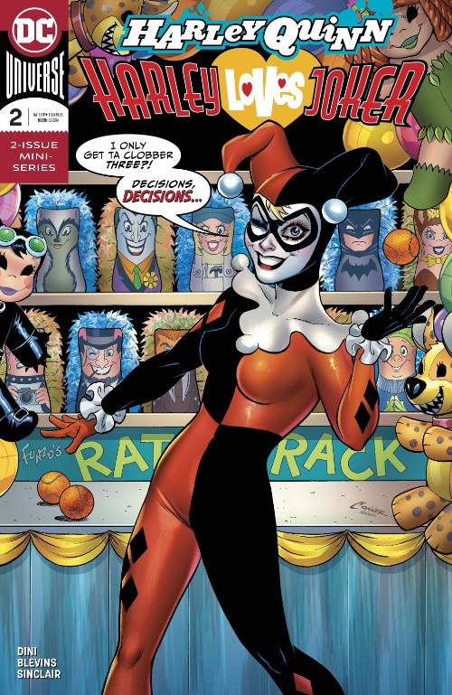 HARLEY QUINN: HARLEY LOVES JOKER#2