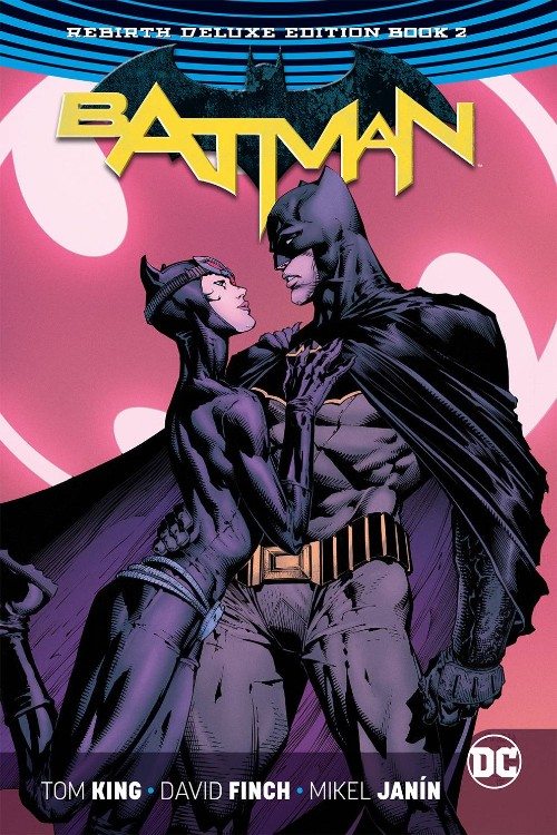 BATMAN: REBIRTH DELUXE EDITION BOOK 02