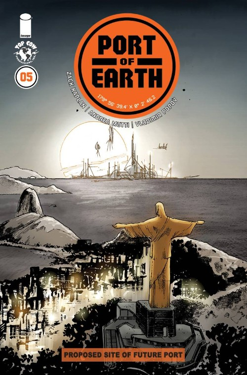 PORT OF EARTH#5