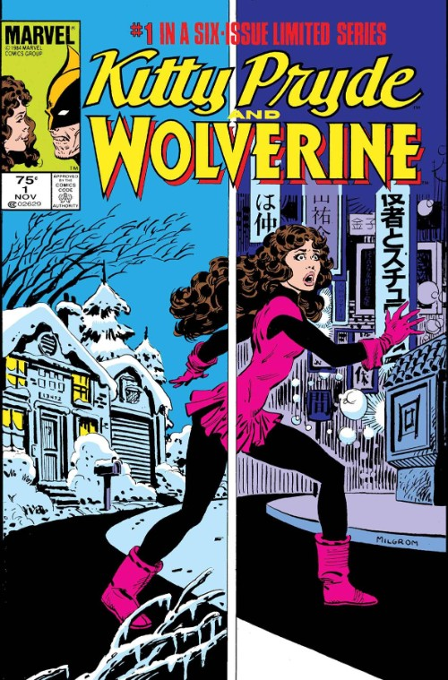 KITTY PRYDE AND WOLVERINE#1
