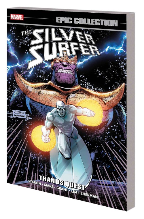 SILVER SURFER EPIC COLLECTION VOL 06: THANOS QUEST
