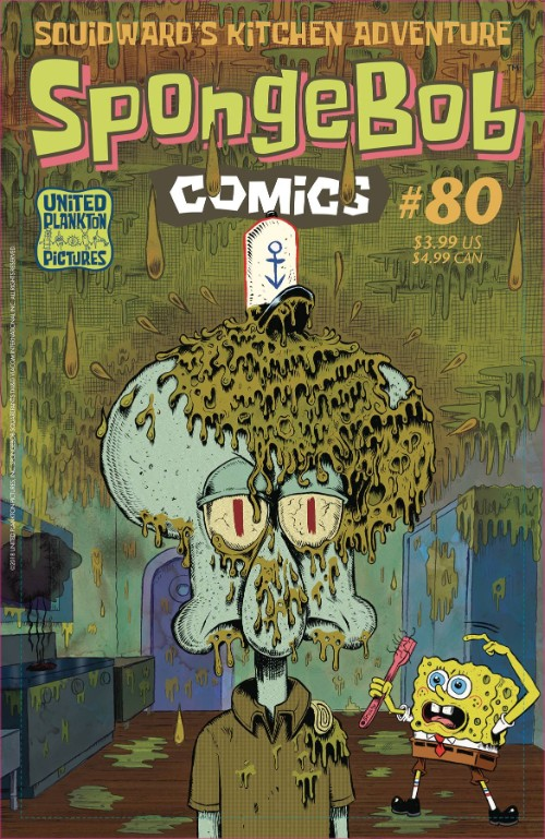 SPONGEBOB COMICS#80