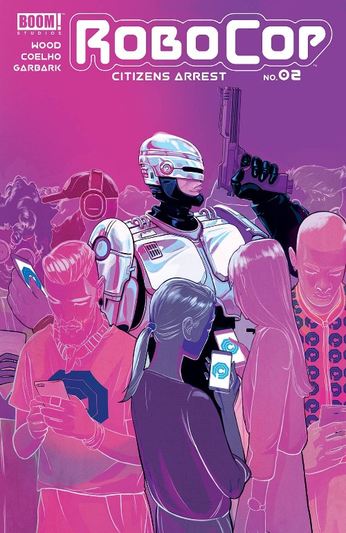 ROBOCOP: CITIZENS ARREST#2