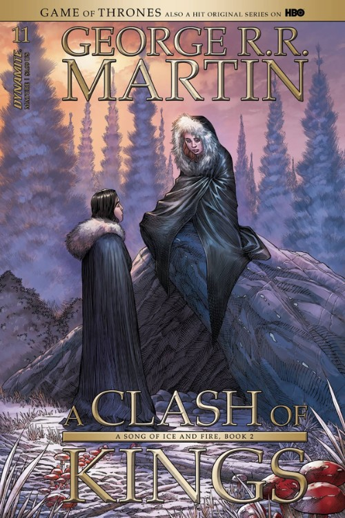 GAME OF THRONES: A CLASH OF KINGS#11