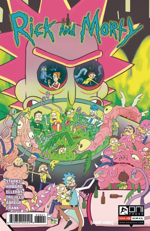 RICK AND MORTY#38
