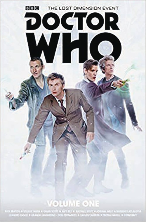 DOCTOR WHO: THE LOST DIMENSION VOL 01