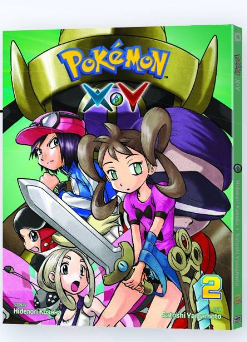 POKEMON XYVOL 02