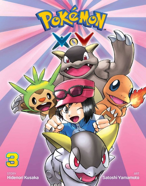 POKEMON XYVOL 03
