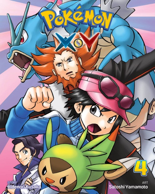 POKEMON XYVOL 04
