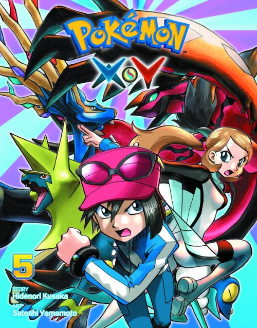 POKEMON XYVOL 05