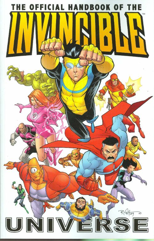 OFFICIAL HANDBOOK OF THE INVINCIBLE UNIVERSE
