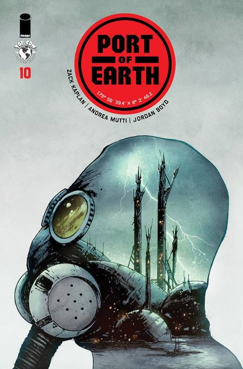 PORT OF EARTH#10